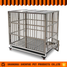 Custom-Made Pet Hospital Animal Aluminum Dog Crate