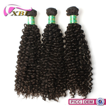 Not re-treated with chemical shedding free & tangle free best Malaysian curly hair