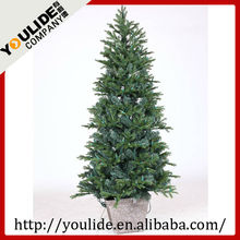 LED light Potted Christmas trees
