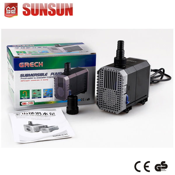 SUNSUN CHJ-500 12v multi-function aquarium submersible water pump prices in india