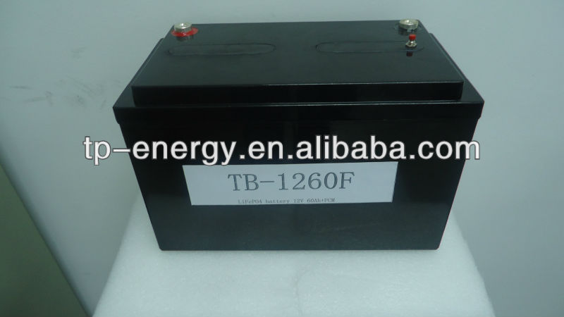 lithium ion car batteries sale 12v 60ah