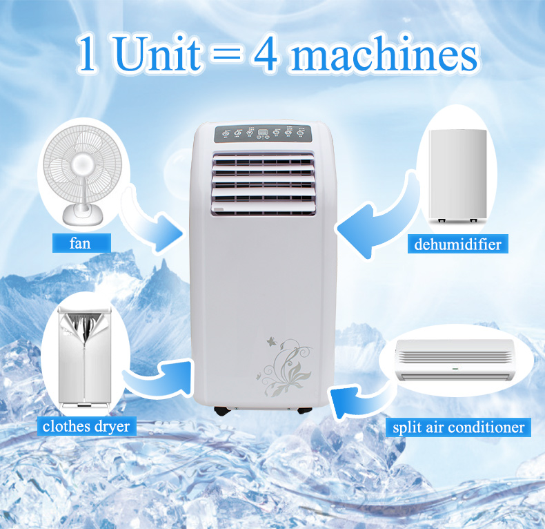 OEM/ODM 9000 btu portable air conditioner