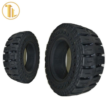 Chinese factory top selling solid forklift tyres prices for sale
