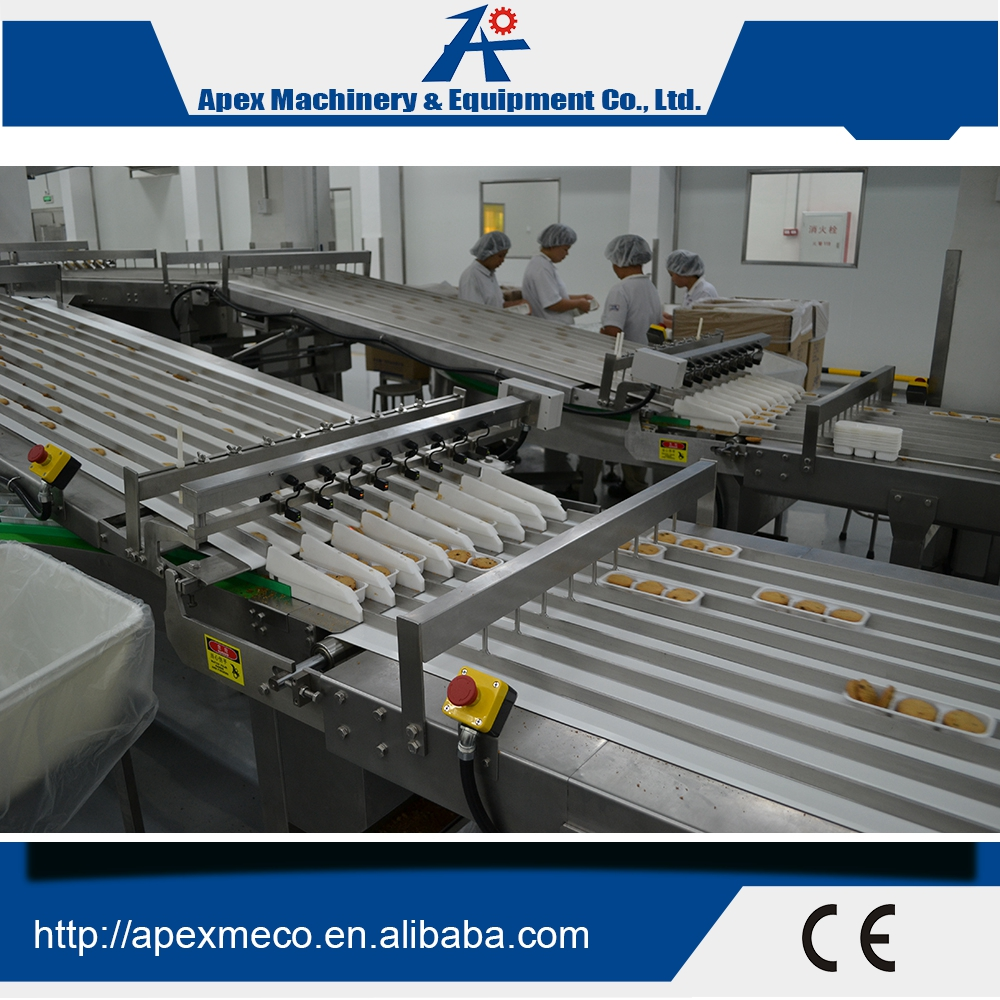 Wholesale top quality biscuits weighing packing machine