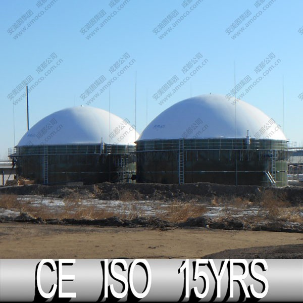 1000m3 Tank Biogas For Industry Fuel