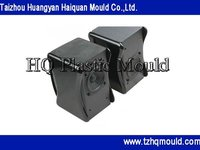 Plastic injection loudspeaker box cover mould