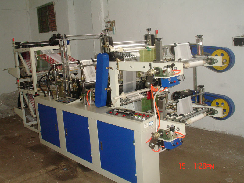 Favorites Compare Computer Control Two layer Rolling garbage Bag making Machine