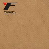 ANGLE HOLE grain leather manufacturer supplier pu leather for shoes lining tannery nonwoven