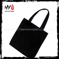 Wholesale foldable canvas shopping bag with logo printed