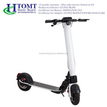 Lithium Battery Power Supply 500w low cost wholesale folding electric scooter made in China