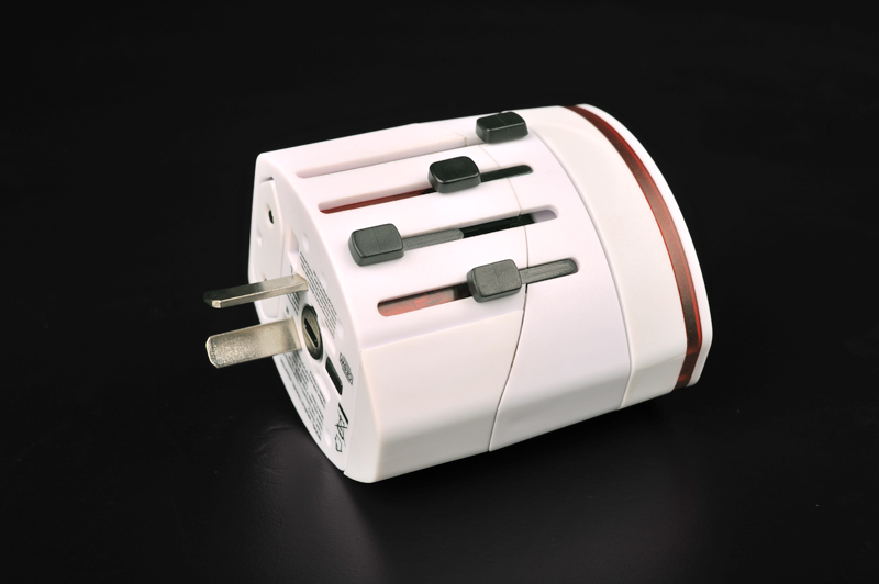 ch -168china guangdong new plug adapter used among Australia,Singapore and Thailand