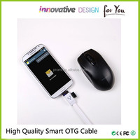 Best Gift Smart Micro USB OTG Cable for Android Y-001