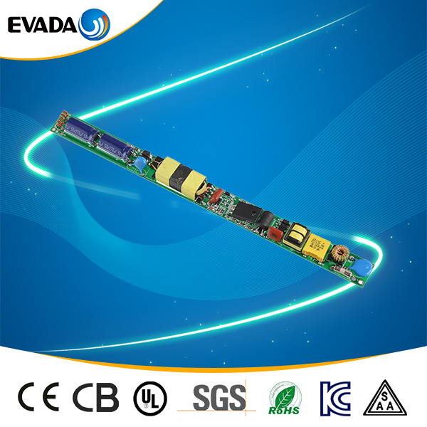 9w 15w 18w 20w 25w built-in LED tube driver 700ma 480ma 350ma 240ma 120ma