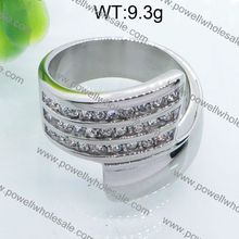 2015 Powell Newest Arrival lot big rhinestone rings