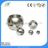 Valve Ball For Steel Or Brass