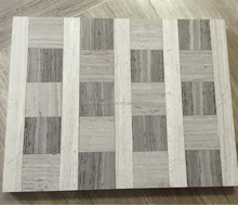 top lamination wooden grain marble 3mm+granite 9mm composite tiles 30x60