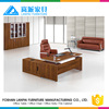 Top china furniture office table executive ceo office desk LS805