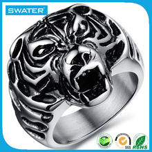 New Products 2016 Innovative Product Stainless Steel Panther Ring