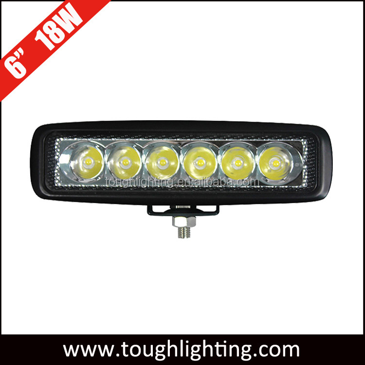 Auto accessories hot selling 18w led work light car