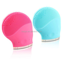 Multfunction electric face brush facial massager face cleansing brush Waterproof face brush