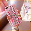 National Flavor Embroider Pattern soft Back Phone Case Cove For Iphone 6 6 plus