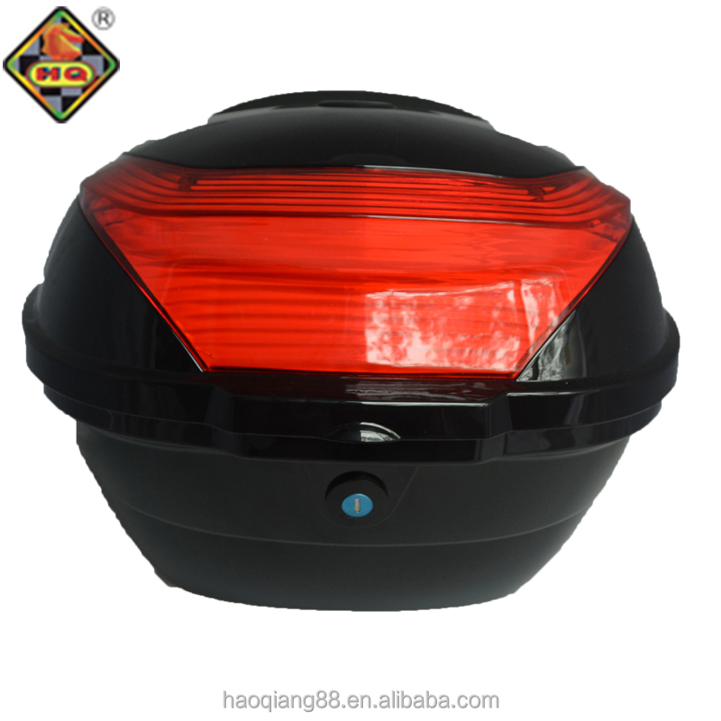 Hot Selling motorcycle tail box motorcycle trunk motorcycle luggage box