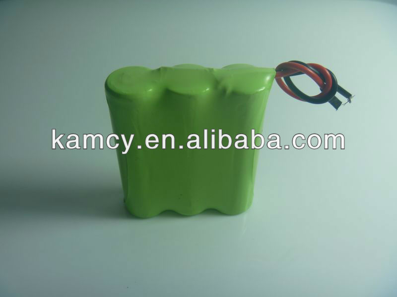 aa900mah 3.6v nimh battery pack rechargeable factory price