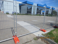 JCH 2400*2100MM Temporary Fence Panel For Sale