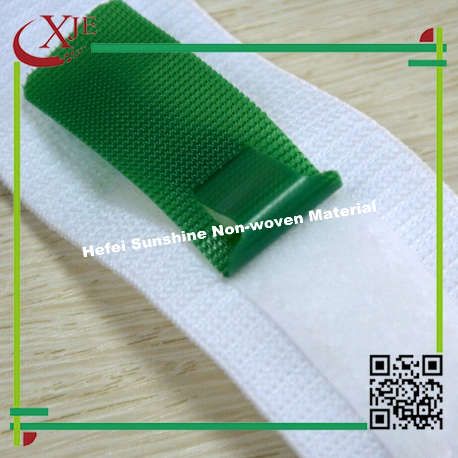 Wholesale high quality medical 1inch/6 inch elastic strap/elastic bandage/webbing strap