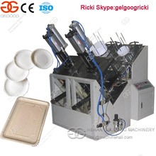AUTOMATIC PAPER PLATE FORMING MACHINE|or aluminums foil plates making machine|square plates making machine