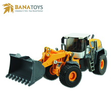 1 50 Loader wheel diecast model truck