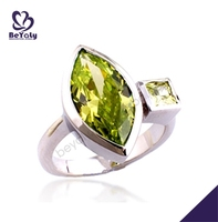 china manufacturer fashion jewelery silver gents gold rings