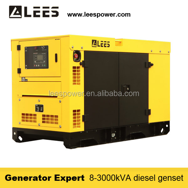 Alibaba China Supplier 30KVA Diesel Engine OEM Factory Best Price Silent Type