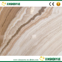 Hotel Decorative Stone Pink Marble Tile