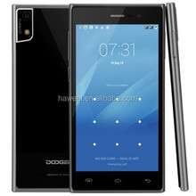 DOOGEE Turbo 2 DG900 5.0 Inch IPS Screen Android 4.4 3G Smart Phone, MTK6592 Octa Core 1.7GHz, RAM: 2GB, ROM: 16GB, WCDMA & GSM
