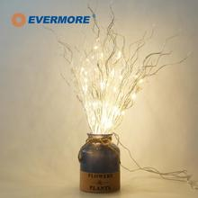 Evermore Led Mini Tree Table Retro lights for room decoration