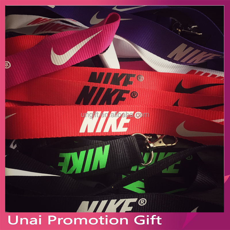 Sports Custom Nike Keychain Lanyard