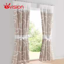 High Quality Waterproof Indoor Polyester Curtains jacquard curtains