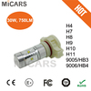 China OEM wholesale high power H16 5202 30W led auto lamp used for universal cars