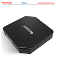 T9S Plus Android 5.1 lollipop TV BOX 4K Media Player HD MI2.0 remote Amlogic S905 Android smart tv box