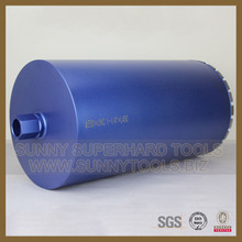 Factory price high quality diamond hole saw for glass electroplated diamond core drill bits
