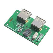 Electronic PCB Board Design Assembly And Fabrication With 4 USB Port