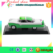 high quality zinc alloy and plastic scale model toy bus with great price