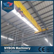 Construction used overhead crane 5 ton for sale
