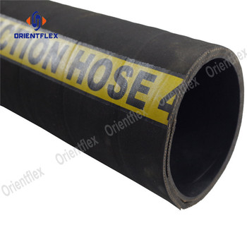 150 psi water suction and discharge rubber hose for industry