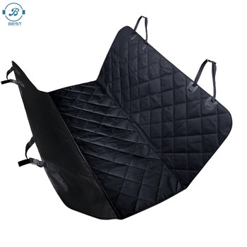 Dog Car Seat Cat Carrier Pet Rear Back Seat Dog Carrier Mat Blanket Cover Mat Rear Hammock Waterproof Car Seat Cover for Pets