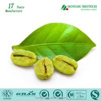 Natural Green Coffee Bean Extract Powder