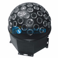 Tricolor 9W RGB 3in1 LED Crystal Ball LED Magic Ball Light LED Disco Ball