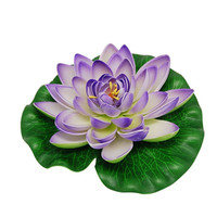 Pond EVA Floating Artificial Lotus Flower