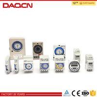 DAQCN DHC15A DHC20A Mechanical Timer Programmable